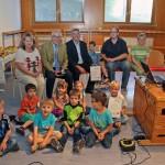 Kindergarten St. Franziskus braucht mehr Platz