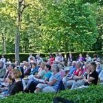 nochmal donnerstags Singen im Park  –  danach Radeln im Pulk