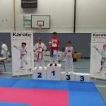 TSG Karateka beim Sommercamp  in Ravensburg