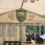 Waldfest 2014 Sportschützenverein Dielheim