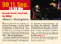 Zeltspektakel am 11. September mit  »Blond 2 – frisch getönt«