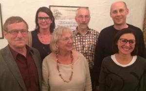 2014-09-25_Grüner OV-Vorstand