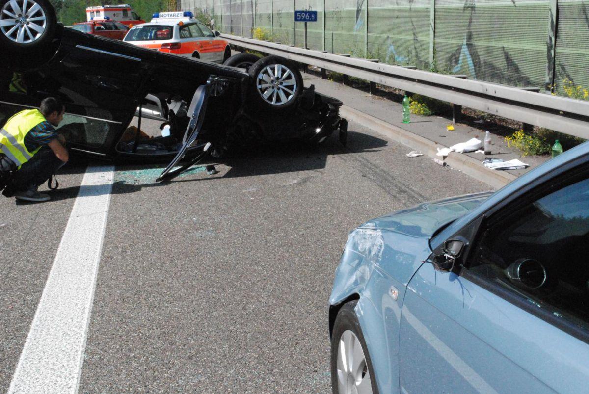 Infos und Bilder zu dem Unfall auf der A6 bei Dielheim - WiWa-Lokal ...