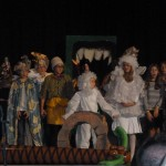 """Shakespeare Games"" der Musiktheater-AG des Walldorfer Gymnasiums"