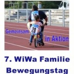 Heute: WiWa Familie-Bewegungstag in Walldorf.