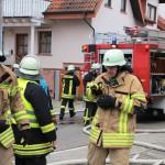 Jahres-Hauptübung Feuerwehr – Dielheim, Horrenberg-Balzfeld