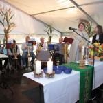Kerwe in Schatthausen-Platz für ökumenischen Gottesdienst