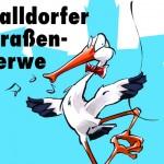 Heute und Morgen: Bühnen frei für die Kerwe in Walldorf …