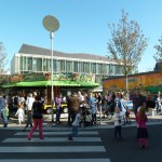 Kerwe in Walldorf …