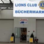 Der Lions Club bittet um Bücherspenden für den Büchermarkt 2016