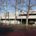 Neue Mensa und Sporthalle am Schulzentrum
