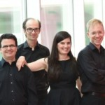 Heute: Klavier und Schlagzeug im Quartett