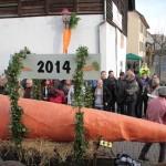 Geeleriewe-Kerwe Balzfeld – Impressionen vom Umzug 2014