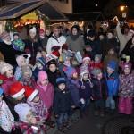 Weihnachtsmarkt in Horrenberg – wieder eine runde Sache