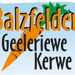 Geeleriewe-Kerwe 2014 in Balzfeld in den Startlöchern