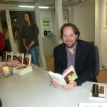 """""""Ave Vinum"""" mit Carsten Sebastian Henn in der Stadtbücherei"""