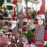 Adventsausstellungen in Walldorf mit Sonnenschein und Farbe