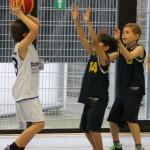 Premiere am Nikolaustag – U8-Basketball-Turnier