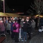Eröffnung Weihnachtsmarkt Dielheim 2014