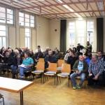 1. Holz-Versteigerung für die Gemeinde Dielheim-Heute