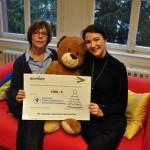 Accenture spendet an Kinder-Schutzbund
