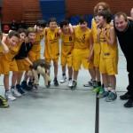 Basketball U14m: Lokalderby der Wölfe gegen Leimen