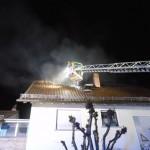 Dachstuhlbrand in Horrenberg – Bericht der Feuerwehr Horrenberg/Balzfeld