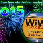 Wir wünschen ein Gutes Neues Jahr !