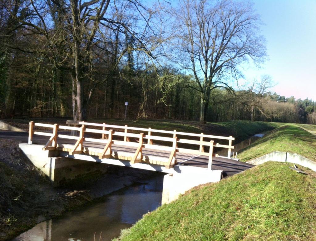Reilinger Brücke