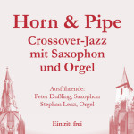 "Heute: ""Horn & Pipe"" in St. Peter Walldorf"