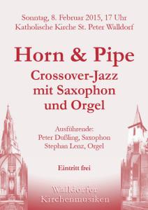 Horn & Pipe