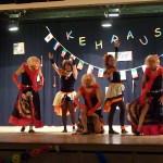 "Faschings-Kehraus mit dem Walldorfer Frauenbund ""A la Carte"""
