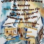 "2. Winterdorf  Kiga ""Villa Kunterbunt"" Balzfeld – Erinnerung"