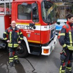 Feuerwehreinsatz in Wiesloch am 14.03.2015