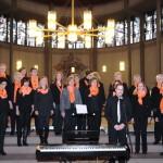 """""""Halleluja, sing' ein Lied"""" – Konzert der """"ChoryFeen"""" in Dielheim"""
