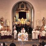 Bußgottesdienst in Heilig Kreuz in Balzfeld – emotionaler Tiefgang