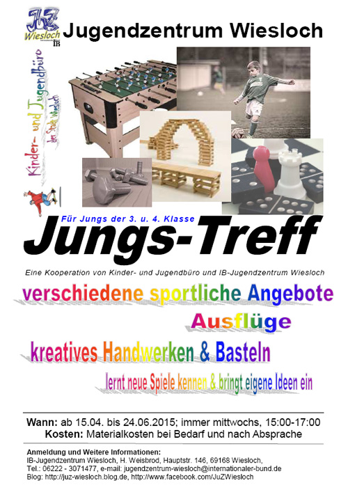 JUZ-Jungs-Treff