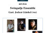 Swing & Latin am Sonntagvormittag, 19. April  im Jazzclub Wiesloch