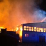 Update : Großbrand in Wiesloch – Bitte Türen und Fenster geschlossen halten