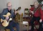 Ost trifft West: Berühmte Jazz Beispiele mit Gitarre & Sitar in einzigartiger Kulisse