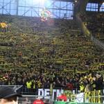 DFB-Pokal Viertelfinale BVB Dortmund -TSG 1899 Hoffenheim 3 : 2 (1:2) n.V.
