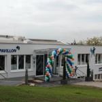 """Anpfiff ins Leben e.V."" – Feierliche Eröffnung des Pavillon"