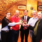 SPD-Ortsverein Dielheim lud zur Politischen Weinprobe