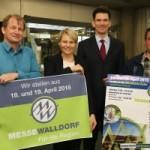 """Heute nochmal: """"Messe Walldorf – Für die Region"""""""