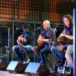 """""""Drei Gitarren … drei Stimmen"""" – Stimmung im Rathaus Walldorf"""