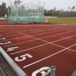 Fitnesskur für das Waldstadion