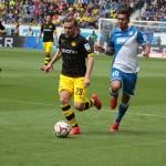 TSG 1899 Hoffenheim – BVB 09 Dortmund – Revanche für das Pokalviertelfinale ?