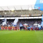 TSG 1899 Hoffenheim vs Hertha BSC Berlin  2 : 1 (1 : 0) – kein schönes Spiel aber 3 Punkte