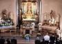 Auferstehungsfeier und Beisetzung von Theo Sauer in Balzfeld