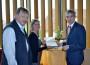 MdB Harbarth besucht Hospiz Agape